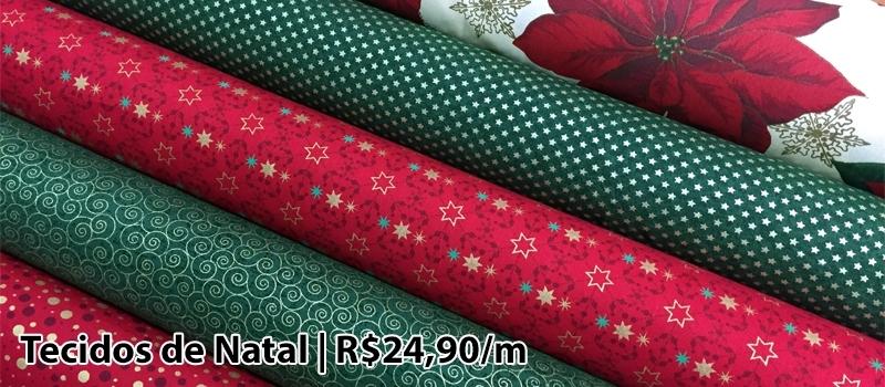 Tecidos Natal