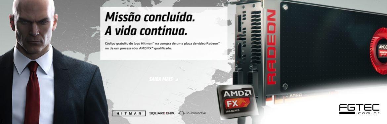 HITMAN - AMD