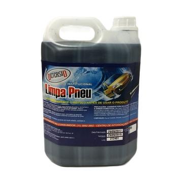 Detersid - Limpa Pneu Pronto Para Uso - 5 Litros