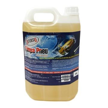 Detersid - Limpa Pneu Concentrado - 5 litros