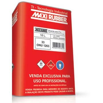 Maxi Rubber Solução Desengraxante  5L
