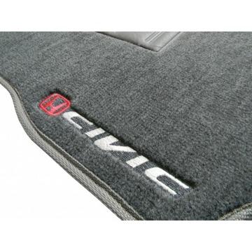Jogo de Tapete Honda Civic - Grafite - 4 peças