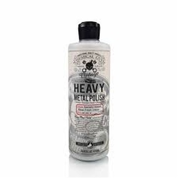 Chemical Guys SPI_402 - Vintage Series Heavy Metal Polish  - Polidor Pesado de Metais