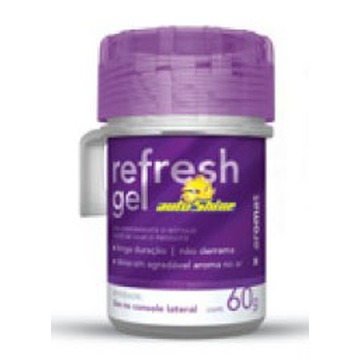 Autoshine Aromatizante Refresh Gel Aromat  - 60g