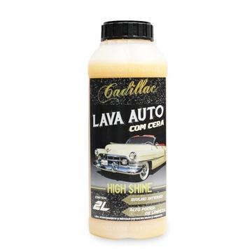 Cadillac - Lava Auto com Cera - High Sine - 2 litros