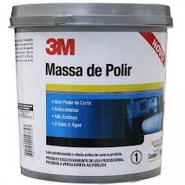 3M Massa de Polir (1kg) - Novo