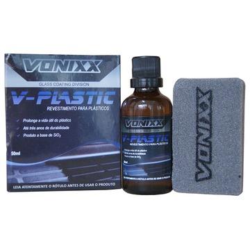 Vonixx VPlastic - Vitrificador para Plásticos - Proteção 03 anos - 50ml  *NOVA FÓRMULA*