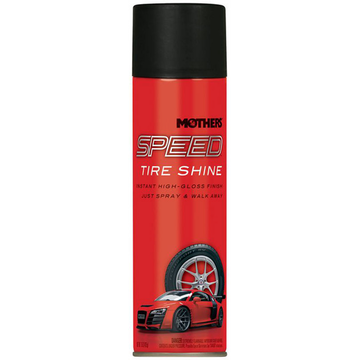 Mothers - Speed Tire Shine - Brilha Pneus - 425g
