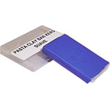 Kers Clay Bar Azul - Barra de Descontaminação de Pintura - Suave - 80g