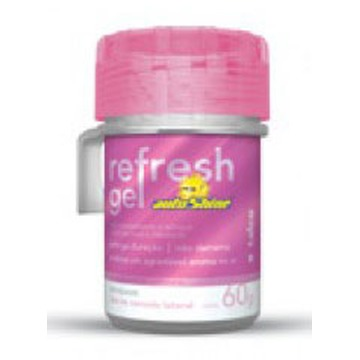 Autoshine Aromatizante Gel Refresh  Talco - 60g