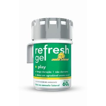 Autoshine Aromatizante  Refresh Gel Play - 60g