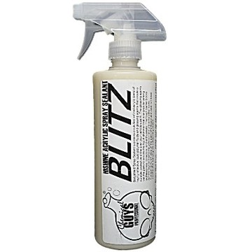 Chemical Guys Blitz - Selante Sintético Alto Brilho - 473ml