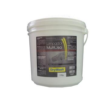 DryWash Linha Profissional Limpador MultiUso Gel - 3Kg