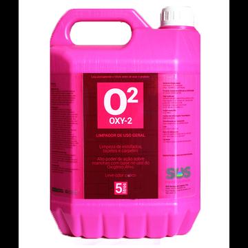 SOS - OXY2 – Super Limpador Concentrado  – 5L