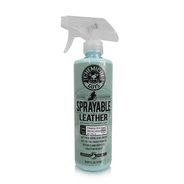 Chemical Guys SPI_103_16 Sprayable Leather Cleaner e Conditioner - Limpador e Condicionar