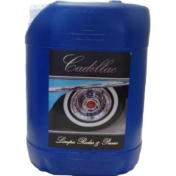 Cadillac Desengraxante Limpa Rodas e Pneu - 5L(un)